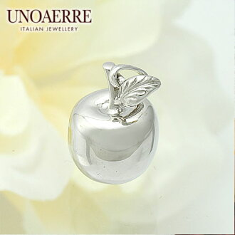 Unoaerre K18WG white gold pendant fs3gm