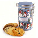 ステラおばさんのクッキー お使い物 七五三 クリスマス プレゼント プチギフトX-キャニスター...