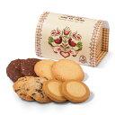 【ステラおばさんのクッキー】ダッチカントリー(S)/14カジュアル定番 手提げ袋 SS 付き クッキー ギフト 詰め合わせ バレンタイン プレゼント