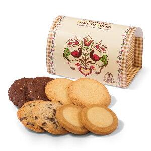おばさん クッキー ダッチカントリー カジュアル 手提げ袋 詰め合わせ バレンタイン プレゼント