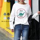 Aura アウラ UVカット ロゴ プリントtシャツ カットソー レディース トップス ロゴT プリントTシャツ 長袖ロゴ トップス トルソ 大人 お洒落 シンプル トップス ドルマン 英字ロゴ Vネック プリント 大人 tシャツ 透けない 無地 UV ロゴT 長袖 シャツ ホワイト