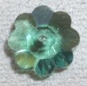 [DA107]スワロフスキービーズ フラワー #3700/6mm エリナイト(Unfoiled) 8ケ