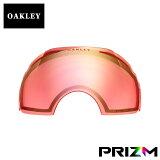 オークリー ゴーグル スノーゴーグル 交換レンズ OAKLEY AIRBRAKE エアブレイク PRIZM H.I.PINK IRIDIUM 101-242-004 プリズム