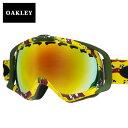 冬季運動 - オークリー ゴーグル スノーゴーグル OAKLEY CROWBAR クローバー クロウバー アジアンフィット ジャパンフィット 59-245J
