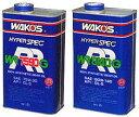 [WAKO's] ワコーズ WR-G ダブリューアールG 2L缶 100%化学合成ギヤーオイル ギアオイル・ギヤオイル [75W-90] WR7590G