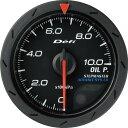 [Defi] デフィ Defi-Link Meter ADVANCE CR 油圧計 52φ 黒 オイルプレスメーター