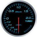 [Defi] デフィ Defi-Link Meter ADVANCE BF ターボ計/ブースト計 60φ 青ブルー 2.0K ブーストメーター