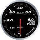 送料無料 Defi-Link Meter ADVANCE BF 燃圧計 60φ 白ホワイト