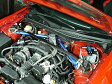 CUSCOクスコ ALC-OS BCS付 アルカーボンストラットバー トヨタ 86 ZN6/スバル BRZ ZC6 フロント用 タワーバー【965 535 AM】