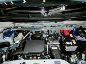CUSCOクスコTypeOSオーバルシャフトストラットバーハスラーMR31S(FF&4WD)フロント用ストラットタワーバー【621540A】