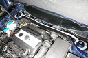 オクヤマ ≪ストラットタワーバー (スチール、フロント)≫ 【VW ゴルフVI GTI R / シロッコ R】