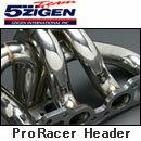 5ZIGEN エキマニ ProRacer HEADER インテグラ DB8