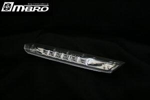 【MBRO】エムブロ 日産 セレナ エムブロC25/CC25/NC25/CNC25 バルカンLEDハイマウントストップランプ クローム
