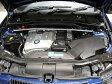 [カワイ製作所] フロントストラットバー (OS-Type) 【 BMW 3シリーズ [E90/E91] 6cyl車 ※ターボ車除く 】 ※取り付け専用特殊ナット付属(6気筒用)