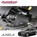 [AutoExe] オートエクゼ ラムエアインテークシステム アクセラ BMEFS ガソリンエンジン2.0L車用