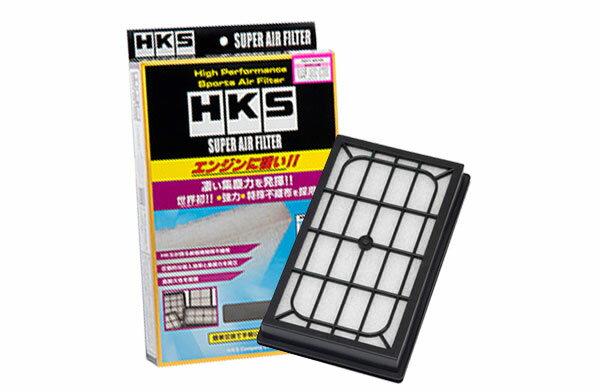 [HKS] スーパーエアフィルター ロードスター NA8C 93/08〜97/12 BP-ZE