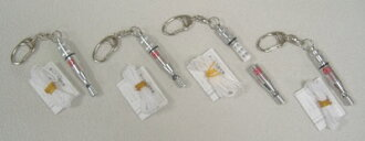 ★ ★ emergency whistle (with ID card) set of 4 ( 3 piece and 2 piece set, there is one thing ) ★ ★