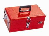 リングスター工具箱 RSD-350 R(RSD高級二段式ボックス・レッド)【工具箱・スチール製工具箱】★ご必要数量が多い場合はお電話下さい。★☆信頼の リングスター 工具箱 ツールボックス☆