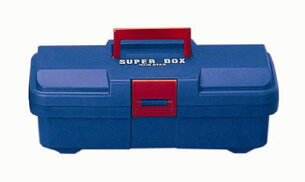 スーパーボックスブルー プラスチック