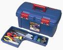 リングスター 工具箱 (ドカット) D-4600 ブルー 【工具箱  プラスチック製 工具箱 ツールボックス】★ご必要数量が多い場合はお電話下さい。★