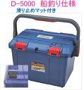 リングスター 工具箱 (ドカット)D-5000 ブルー(NE...