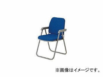 ノーリツイス/NORITSUISU 高級折りたたみチェア ブルー TYW2ACNBL 【おおい】