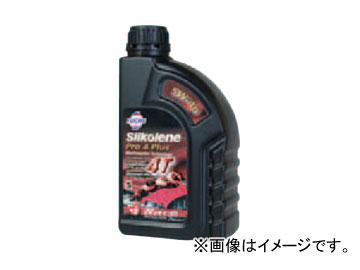 2輪 フックス シルコリン/FUCHS Silkolene エンジンオイル PRO 4 Plus 5W-40 SIL757106 入数:4L×1本