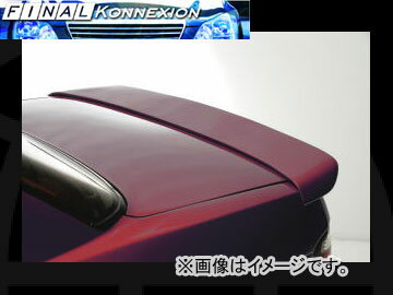 : NISSAN180SX Nissan final connection : FINALKONNEXION rear spoiler