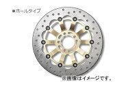 2輪 サンスター ブレーキディスク リア カスタム ホール KR-904H ホンダ フォルツァ MF10 250cc 2008年〜