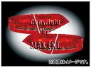 マックスエンタープライズ ZONE LEDテールレンズ レッド/クリアー/レッド タイプ-1 品番:210580 アウディ A4 8K セダン