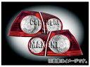 マックスエンタープライズ OE Parts LEDテールレンズ クリアー/レッド 純正品質 タイプ-8 品番:210761 フォルクスワーゲン ゴルフ5 ハッチバック