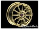 STI アルミホイール ゴールド 17×7.5J+55 PCD100/5穴 ST2810021010