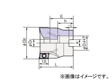 ナチ/NACHI 不二越 WAVY MILLN WEX2000F ホルダ 標準タイプ 63mm NWEX2063F あたたかい