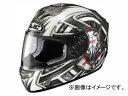 2輪 HJC/エッチジェイシー ヘルメット FS-15 トロフィー HJH034 ホワイト/ブラック