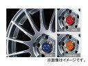 エンケイ/ENKEI ホイールオプションパーツ カラーセンターキャップ GTC01/RPF1typeII/RP05/RS05/RPF1(19インチ)/RP03/RS+M用 カラー:レッド