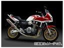 2輪 ヨシムラ マフラー 機械曲チタンサイクロン 110-418F8280 TT/FIRE SPEC(チタンカバー) ホンダ CB1300SB 2003年〜2007年