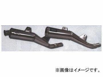 2輪ダートフリークプロスキル4サイクルサイレンサー4-レーシングサイレンサーステンレススズキ250SB2002年〜