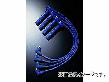 永井電子/ULTRA ブルーポイントパワープラグコード アルファロメオ 156 ツインスパーク E/GF-932A2 32301(T/S16V) 2000cc 1998年〜2002年
