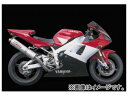 2輪 ヤマモトレーシング spec-A マフラー チタン SLIP-ON UP-TYPE チタン 品番:21002-01UTN ヤマハ YZF R-1 1998年〜2001年