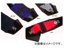2輪 ラフ&ロード KEVCO ツインストラップベルト ブラック ビッグ/9インチ RR10011