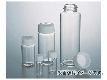 アズワン/AS ONE スクリュー管瓶 透明 No.7L 品番:5-098-11