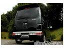 フジツボ AUTHORIZE K マフラー 750-70632 ダイハツ アトレーワゴン カスタム ABA-S321G KF-DET ターボ 2WD 2007年09月〜2015年04月