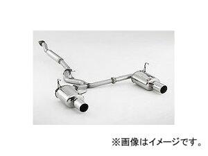 フジツボ AUTHORIZE R マフラー スバル WRX STI CBA-VAB EJ20 2.0 ターボ 2014年08月〜