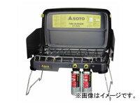 新富士バーナー/Shinfuji Burner SOTO ハイパワー2バーナー ST-525 JAN:4953571075259の画像