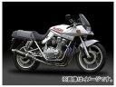 2輪 ヨシムラ マフラー 機械曲チタンサイクロン 110-191-8280B TTB(チタンブルーカバー) スズキ GSX1100S