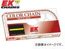 2輪 EK/江沼チヱン シールチェーン QXリング メタルレッド 520SRX2(AR,NP) 102L 継手:MLJ カワサキ GPX400R GPZ400R