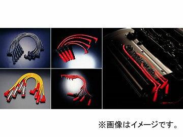 永井電子/ULTRA シリコーンパワープラグコード スバル レガシィ/B4 E-BD2/BD3 EJ18 1800cc 1994年06月〜1996年05月