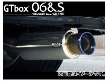 柿本改マフラーGTbox06&SS44328スズキスイフトDBA-ZC72SK12BXS/XL/XG/RS2010年09月〜JAN:4512355200302