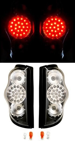 送料込 三菱 トライトン KB9T インナーブラック LEDテールランプ