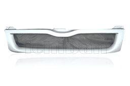 斬新デザイン グリル シルバー 塗装済み 200系 ハイエース 1型2型 標準